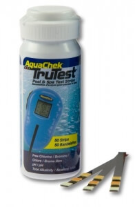 AquaChek TruTest 50 Teststreifen Wassertester Chlor/ PH-Wert AquaCheck